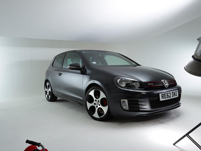 car photography studio